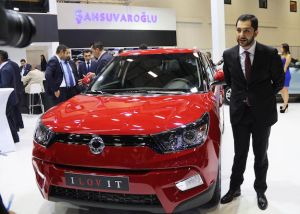 SsangYong İstanbul AutoShow