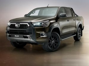 Invincible HiLux Yenilendi