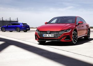 Arteon'da Shooting Brake